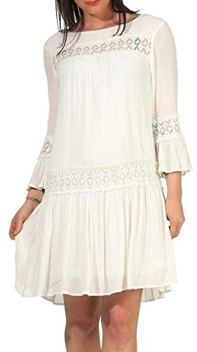 Only Onltyra 3/4 Flare Short Dress Wvn Noos...