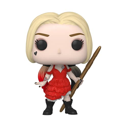 Funko 56016 POP Movies The Suicide Squad, Harley...