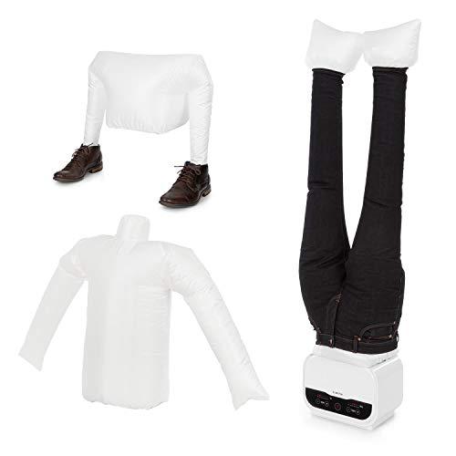 KLARSTEIN ShirtButler Pro Sistema de Planchado y...