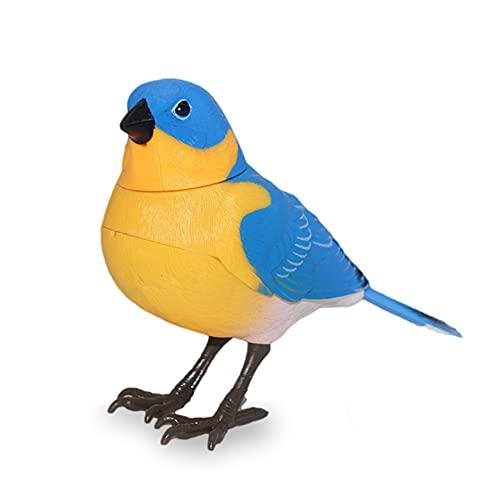 JUGUETECNIC │ Pájaro Cantarín │ ¡Se Activa...
