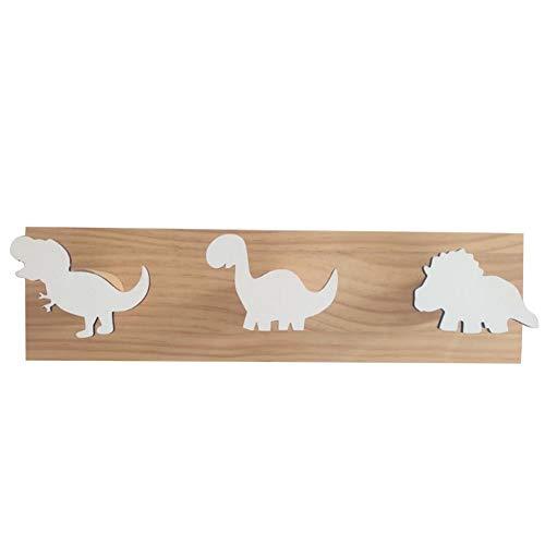 MIGUOR ganchos colgadores Dinosaurio todo blanco...