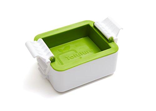 Tofu Press - una prensa de tofu única y elegante...