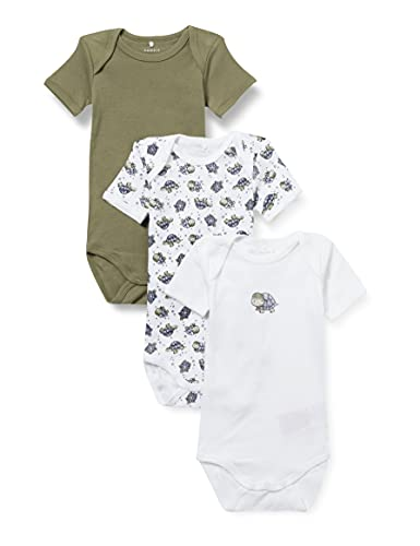 NAME IT NBMBODY 3P SS Loden Turtle Noos Conjunto...