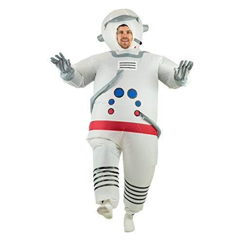 Bodysocks® Disfraz Hinchable de Astronauta Adulto