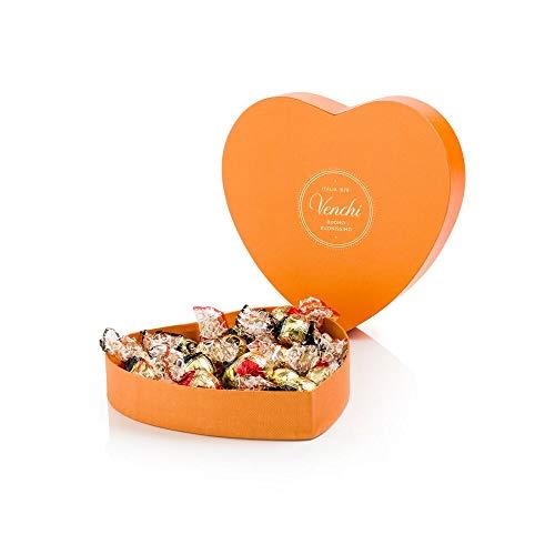 Venchi Surtido De Chocolates Presentado En Una...