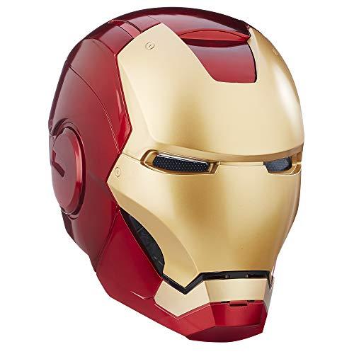 Avengers Marvel Legends casco electrónico Iron...