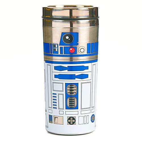 Star Wars: El último Jedi R2-D2Taza de Viaje,...