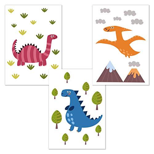 kizibi® Póster de dinosaurio