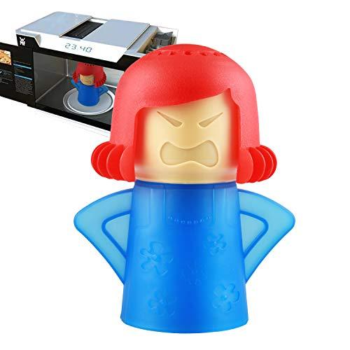 Angry Mama Microondas Limpiador Frigorífico...
