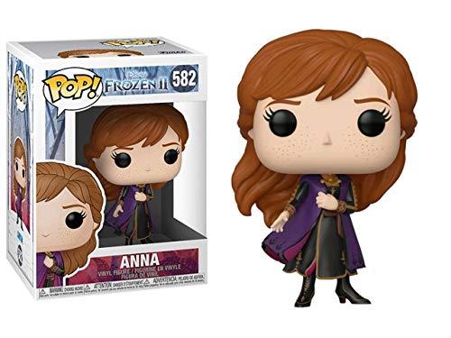 Funko - Pop! Disney: Frozen 2 - Anna Figurina,...