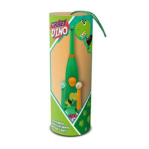 Kid Licensing Cepillo de Dientes Dinosaurios,...