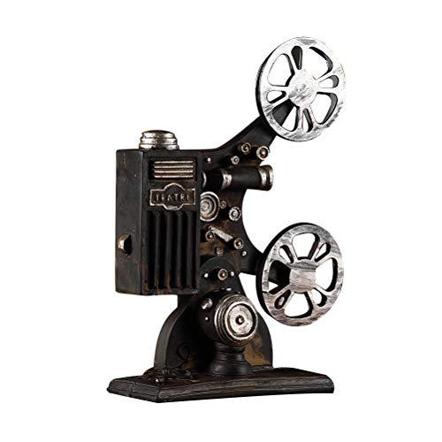 VOSAREA Proyector de Cine Modelo Vintage Estilo...
