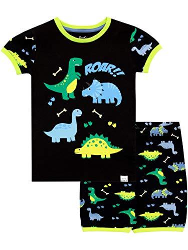 Harry Bear Pijama Corta para niños Dinosaurio...