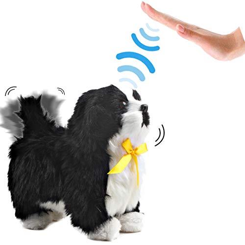 deAO Mascota Interactiva Perrito Robot Inteligente...