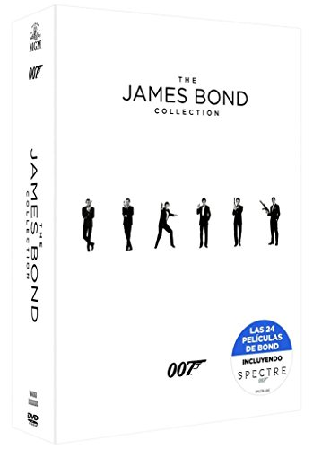 Bond: Colección 24 películas [DVD]