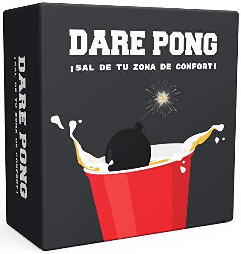 Dare Pong® - Una combinación de Beer Pong y de...