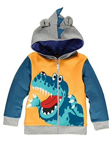 LitBud Kids Boys Sudaderas con capucha para niños...