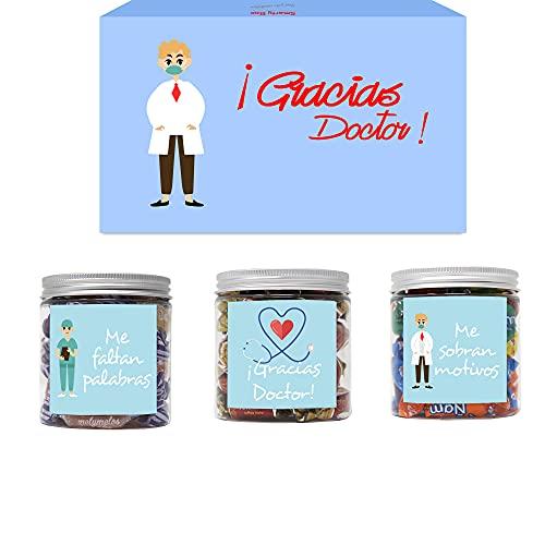SMARTY BOX Regalo para Doctor, Regalo Original...