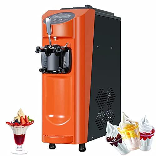 Máquina para hacer helados blandos comercial...