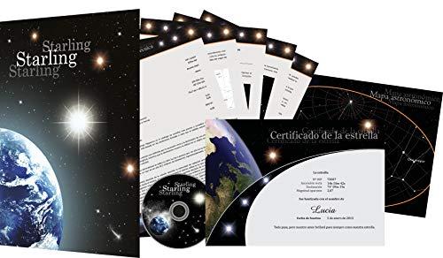 Starling© Registro de Estrellas - Comprar una...