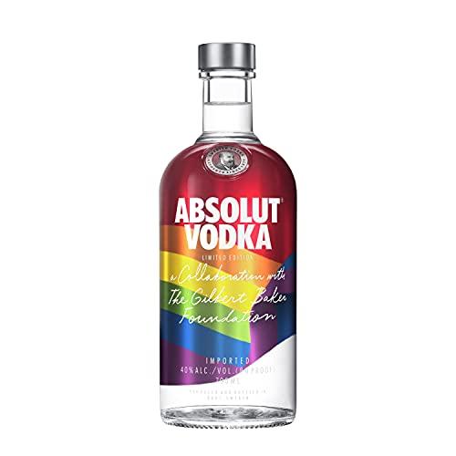 Absolut Vodka Rainbow Edition - 700 ml, surtido:...