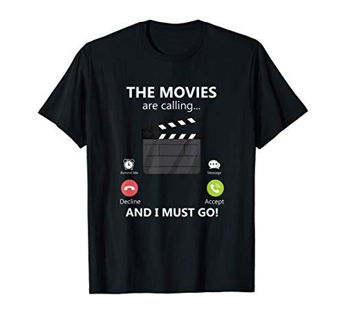 Las películas están llamando y debo ir Director...