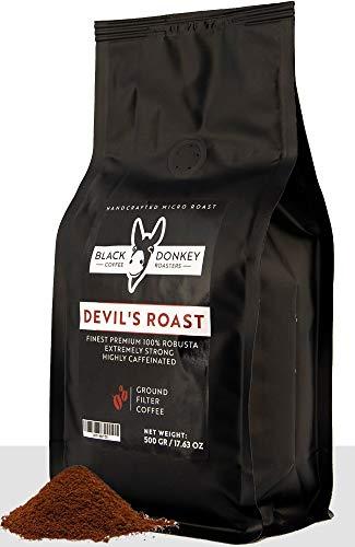 DEVIL'S ROAST 🔱 500g Café Molido...