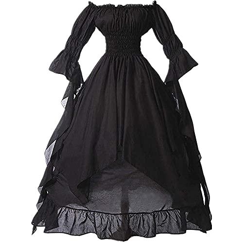 Vestidos Góticos para Mujer Vestidos De Cosplay...