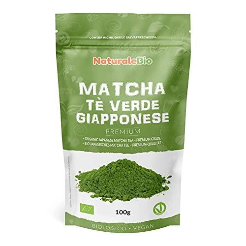 Té Verde Matcha Orgánico Japonés En Polvo -...