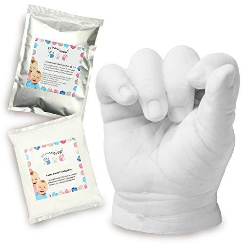 Lucky Hands® Huellas en 3D | Improntas Mano |...