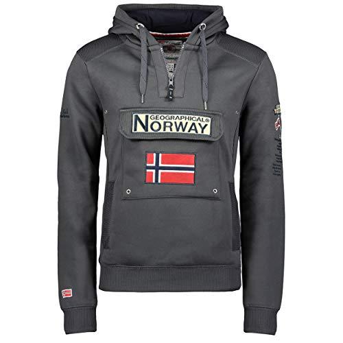 Geographical Norway - Sudadera DE Hombre GYMCLASS...
