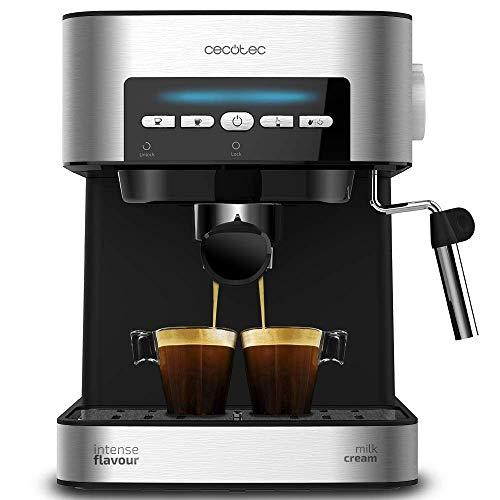 Cecotec Power Espresso 20 Matic Cafetera, Presión...
