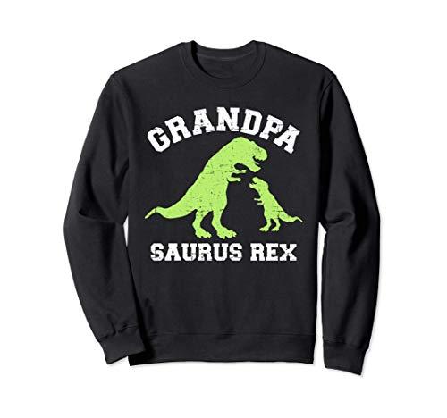 Dinosaurio Grandpasaurus rex para el abuelo...