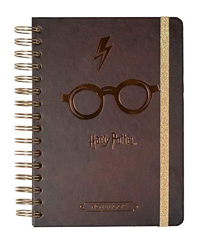ERIK - Cuaderno de notas A5, Bullet Journal Harry...