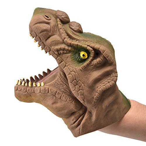 DIYARTS Dinosaurio Guantes Marionetas Mano Juego...
