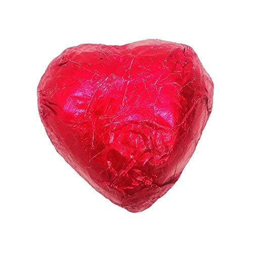 Walser's Group Corazones Rojos De Chocolate Con...