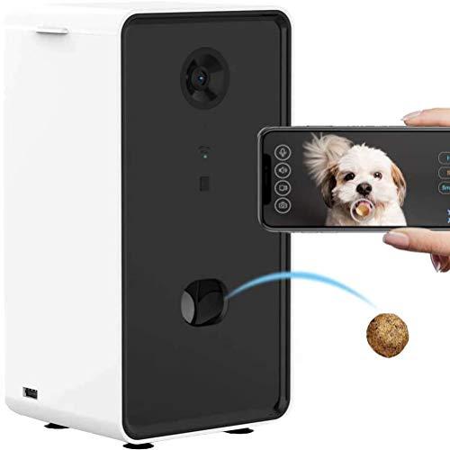 Cámara para perros: cámara para mascotas con...