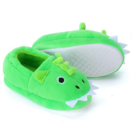 Dream Bridge Zapatillas de Felpa para Niñas...