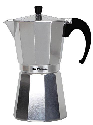 Orbegozo KF 300 – Cafetera italiana de aluminio,...