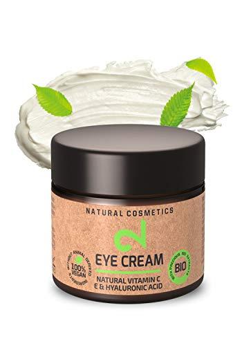 DUAL Eye Cream   Crema Para Ojos Natural y Vegana...