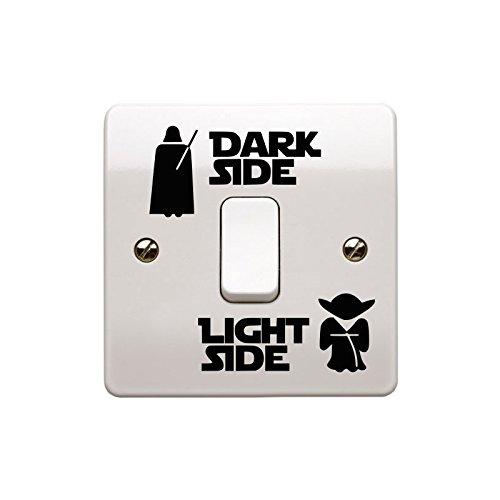 Star Wars vinilo Adhesivo para interruptor de...
