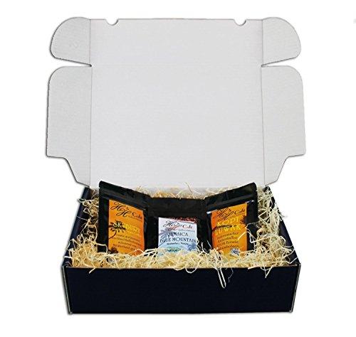 Caja de regalo rarezas de café Kopi Luwak 30 g,...