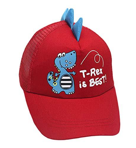 Gorra de Béisbol de Dinosaurio de Protección...