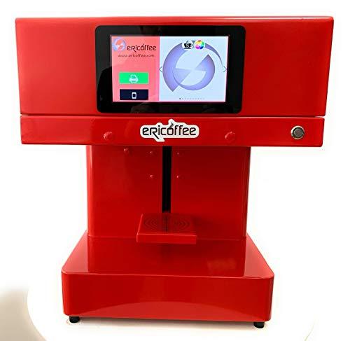 Impresora ERICOFFEE DE Espuma DE Cafe O Cerveza Y...