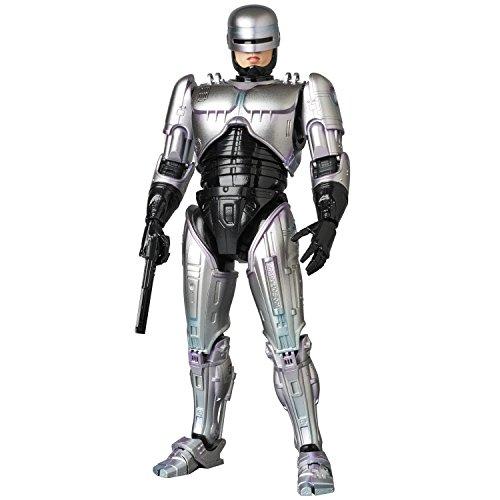 Medicom Robocop MAFEX Robocop PVC Figura De...