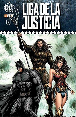 Liga de la Justicia: Coleccionable semanal núm....
