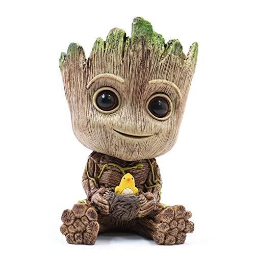 thematys® Baby Groot Maceta - Figura de acción...