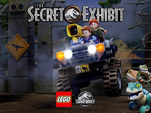 LEGO Jurassic World The Secret Exhibit Part 1