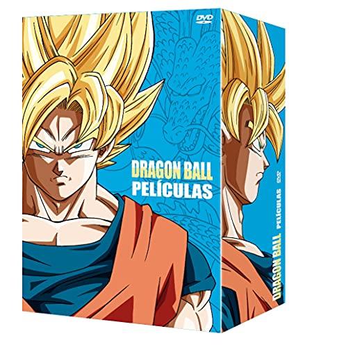 Dragon Ball & Dragon Ball Z Las Películas....
