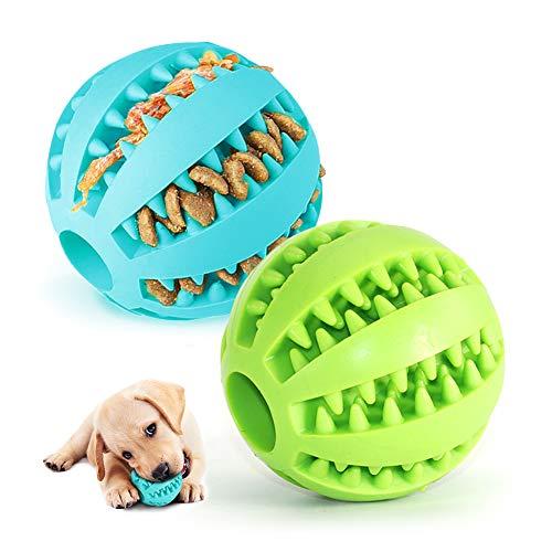 Pelota para Perros,Bola de Limpieza de Dientes...